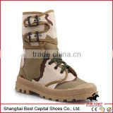 2014 Canvas Military Tan Desert Boots/Tan Tactical Combat Boots/Army Boots