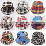 Summer Fashion Cute Kids Girl Biy Baby Summer Outdoor Bucket Hats Cap Sun Hat Beach Beanie FH-103