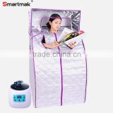 Professional sauna supply one person portable steam sauna room                                                                         Quality Choice