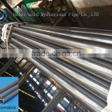 Cold rolled/drawn three-roller skew rolling process carbon seamless steel pipe for liquid service tube ASTM,DIN,JIS