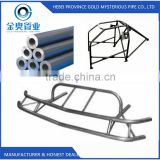 A519 4130 SAE4130 Steel Pipes Chromoly roll cage for racing cars