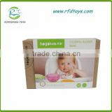 Wholesale food warmer baby plastic suction cup bowl