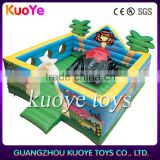 inflatable jump bouncer playground,kids inflatable playground,amusement park inflatable for kds