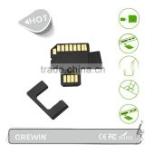 Memorypack micro memory SD trio 3 in 1 adapter reader,micro memory sd to usb adapter,micro memory sd to sd card adapter