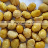 Frozen style fresh Chinese water peeled chestnut