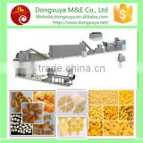 Single-screw Extruder Fried Snack Food Machine/snack pellet maki0ng machine/3D pellet machine