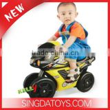 Funny YZ395 Baby Toddlers Taxi Motorcycle Ride On Toy Car
