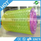 2015 New design water roller,inflatable water roller game,water filled lawn roller for sale