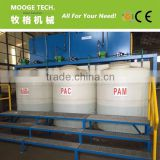 Full automatic Sewage Waste water treatment plant machine for sale