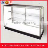 Luxurious Glass Jewellery display Showcase stand Design for Mall