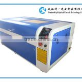 Keyi laser wood craft laser engraving cutting machine for Acrylic, Crytal, Leather, MDF, wood