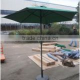 2.3m outdoor garden patio umbrella cafe sun umbrella for sale                                                                         Quality Choice