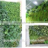 Landscaping artificial green wall home decor artificial plants wall