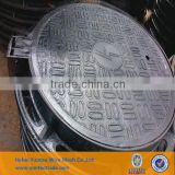 EN124 D400 Circle/round sewer drain covers