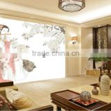 Chinese classical beauty wall paintings