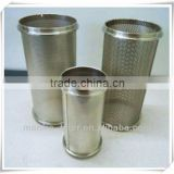 stainless steel basket strainer oil filters offered by Manfre