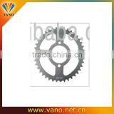 Alloy Steel JH70 motorcycle chain sprocket