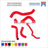 ATV radiator coolant silicone hose kit for SUZUKI Bandit GSF 1250S GSF1250 S 08 09 parts
