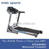 Guangzhou city gym commercial treadmill with 3.0HP AC motor