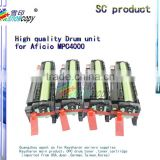 drum unit compatible for Ricoh Aficio MPC4000/C4000SPF/C5000/C5000SPF MP C5000 drum kit