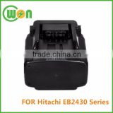 24v cordless drill battery for Hitachi EB 2430HA, EB 2430R, EB 2433X,C 7D,CR 24DV, DH 24DV,DH 24DVA, DV 24DV,DV 24DVA,DV 24DVKS,