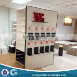 hair extension display furniture/hair salon displays equipment