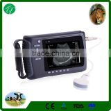 Pig Sheep Portable LCD VET Digital portable ultrasound for cow pregnancy test 3018V