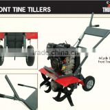 127cc 4-Cycle Front Tine Tiller Rotavator Mini Tractor Use