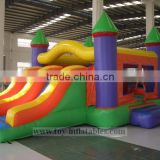 New arriving professional inflatable tree house slide