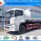 High capacity fuel tanker truck dimensions/transportation tank truck with cheap price