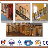 Prefab exterior wrought iron stair railings