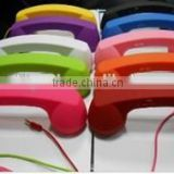New style many color choice telephone handset Transactions