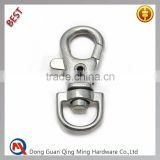 Nickle Plated Lobster Claw Swivel Clasps For Key Ring