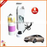 New Car heated cup,Stainless steel electric Cup Car Drinkware, Coffee Tea Milk Warmer in Car