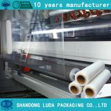Factory direct transparent LLDPE tray protective casting stretch film roll good quality