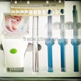 Private LOGO package tooth whitening kits, whitening gel pen kit , bleaching teeth gel kit