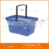 hand held shopping baskets iron supermarket basket with wheels plastic shopping baskets for sale shopping bag plastic
