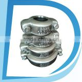 "Easy using 2"" DN50 57mm or 60.3mm camlock coupling 4"" male coupling for pipe connection Made in China"