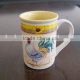 Ceramic Mug cup with decal