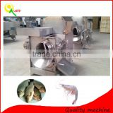 Fish bone removing machine/ fish grinding machine