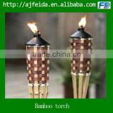 FD-115 out door & garden decoration bamboo torch