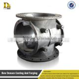 Custom Sand Casting Parts Of Hydraulic Valve Body Cast Iron Lade Parts