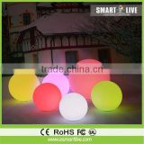 LED modern led cube furniture color changing led ice cubes sitting cube outdoor illuminated led cube garden led ball light