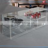 Manufacture Custom Toy Display Rack/Clear Plastic Doll Box