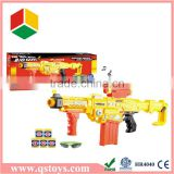 Cheap bullet toy gun with EN71