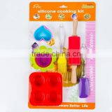 Food Grade Silicone Baking Suit/silicone baking tools/bread-and-butter tools suit