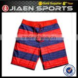 New fashion 100% polyester custom design summer mens beach shorts private label board shorts