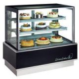 All Flat Glass Standing Cake Cooler