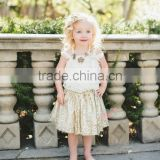 New fancy frock designs images wholesale price latest children frocks designs sequin dress