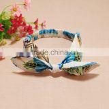 New Arrival custom design big bowknot baby headbands manufacturer sale